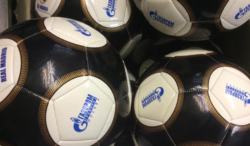 Брендирование мячей|UlrihMedia