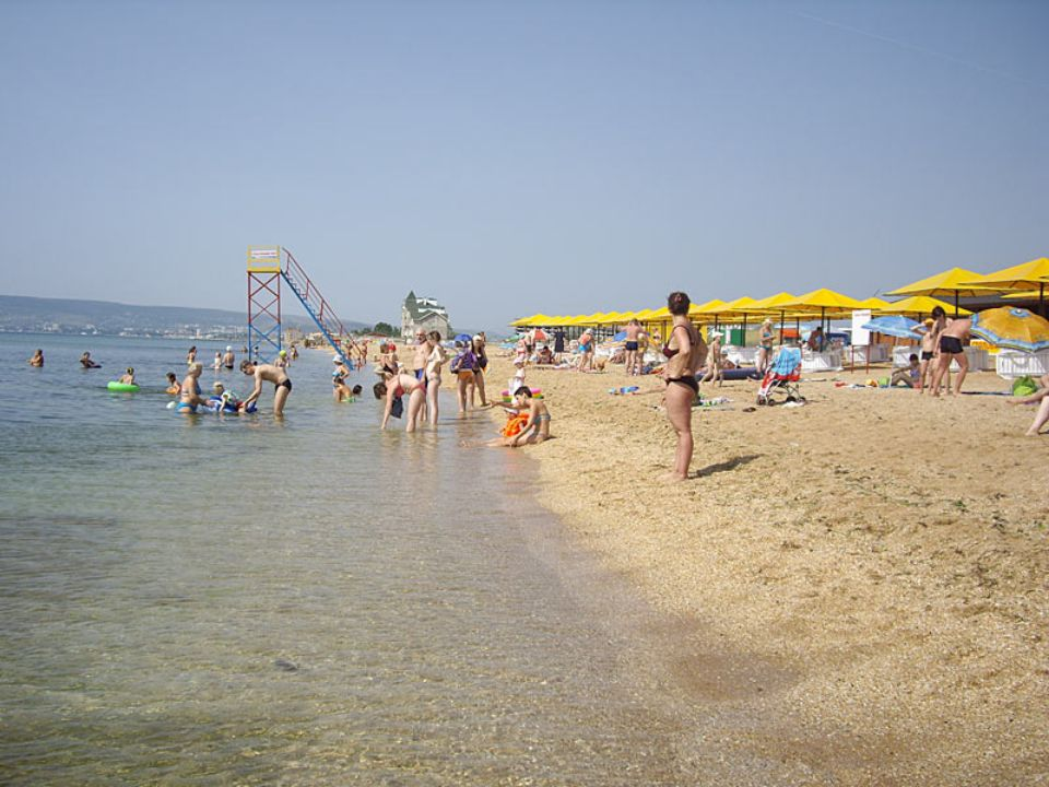 Как доехать до Берегового, Феодосия, Крым