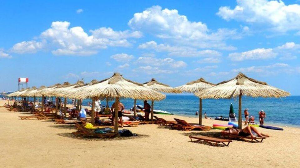 Активные виды отдыха в Береговом, Феодосия, Крым