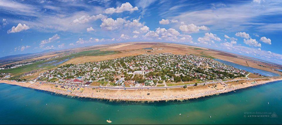 Почему для отдыха выбирают  Береговое, Феодосия, Крым