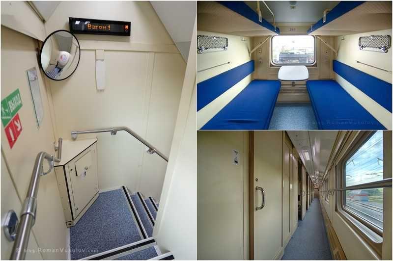 двухэтажный поезд в крым