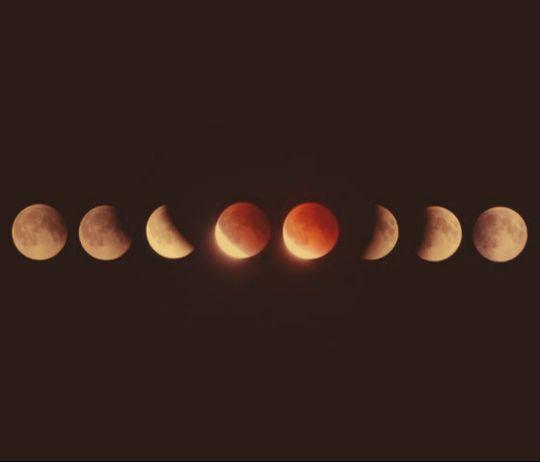 цикл затмения планеты