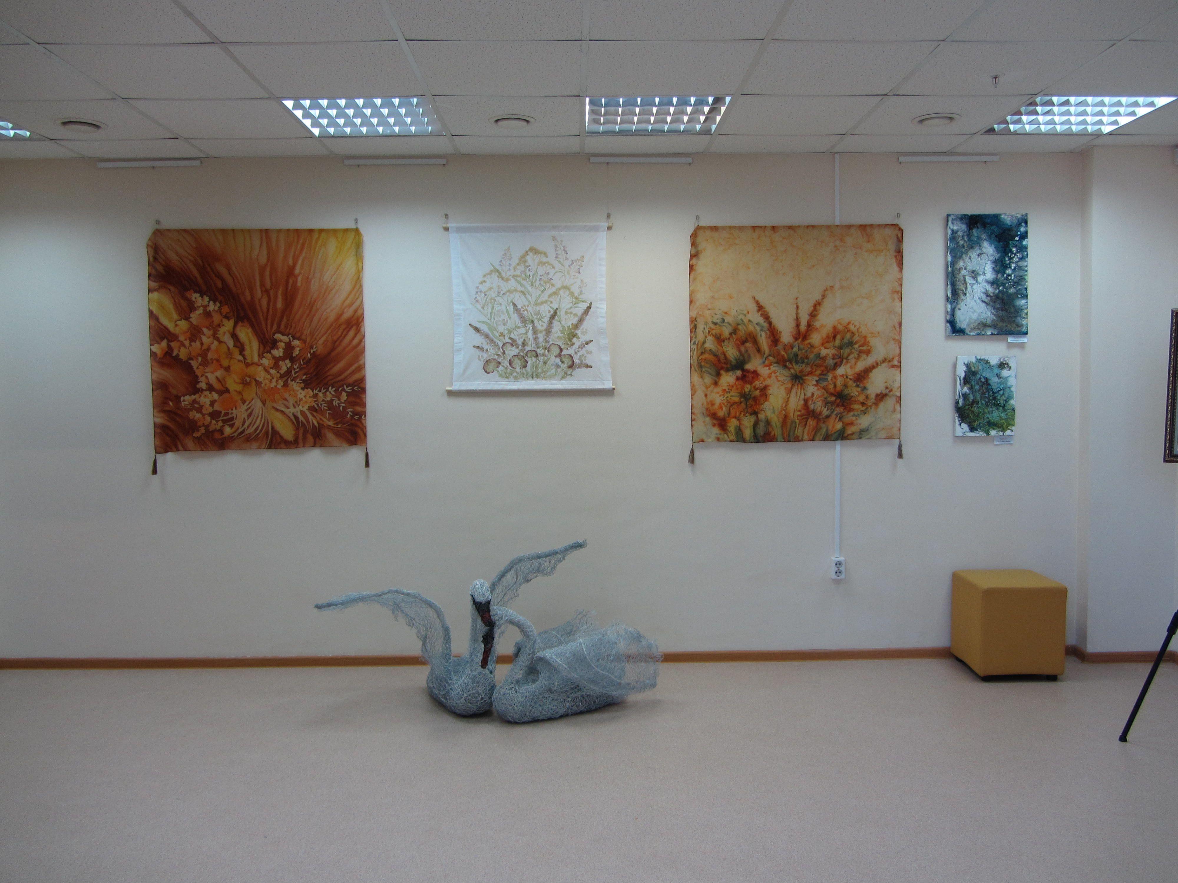 Зал декоративно-прикладного искусства