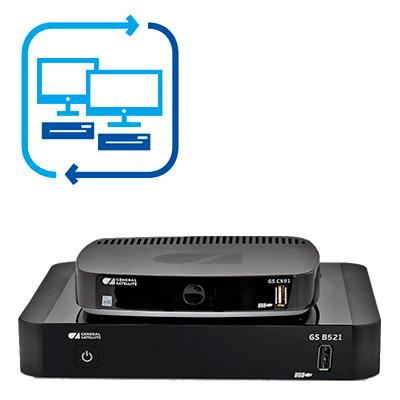 картинка Обмен на комплект Триколор для просмотра на двух ТВ от магазина ТВ оборудования