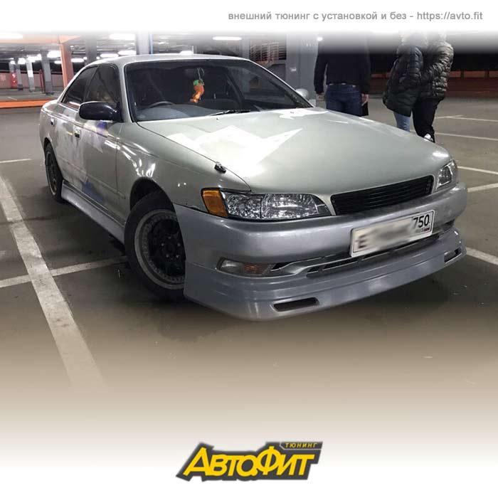 картинка Обвес Vertex Toyota Mark 90 от магазина внешнего тюнинга АВТОФИТ
