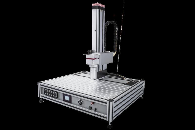 MagicLASER SA-U -высокопроизводительное оборудование для гравировки