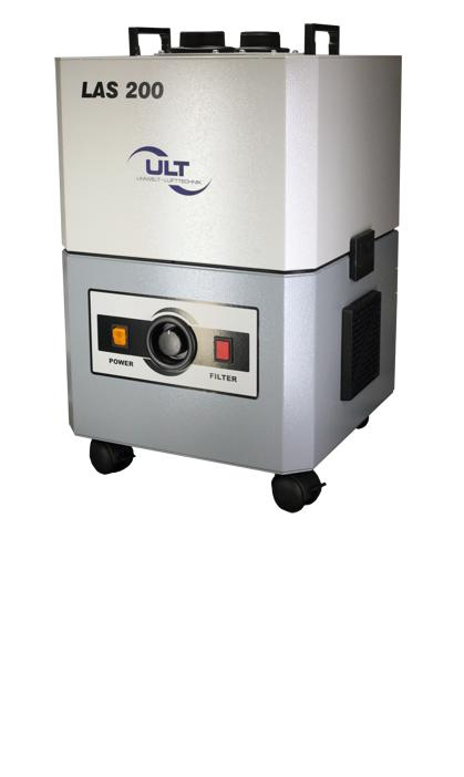 Система автономной вытяжки и фильтрации воздуха ULT200