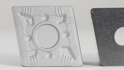 Пример обработки на лазерном оборудовании - изготовление резцов из высокопрочных металлов