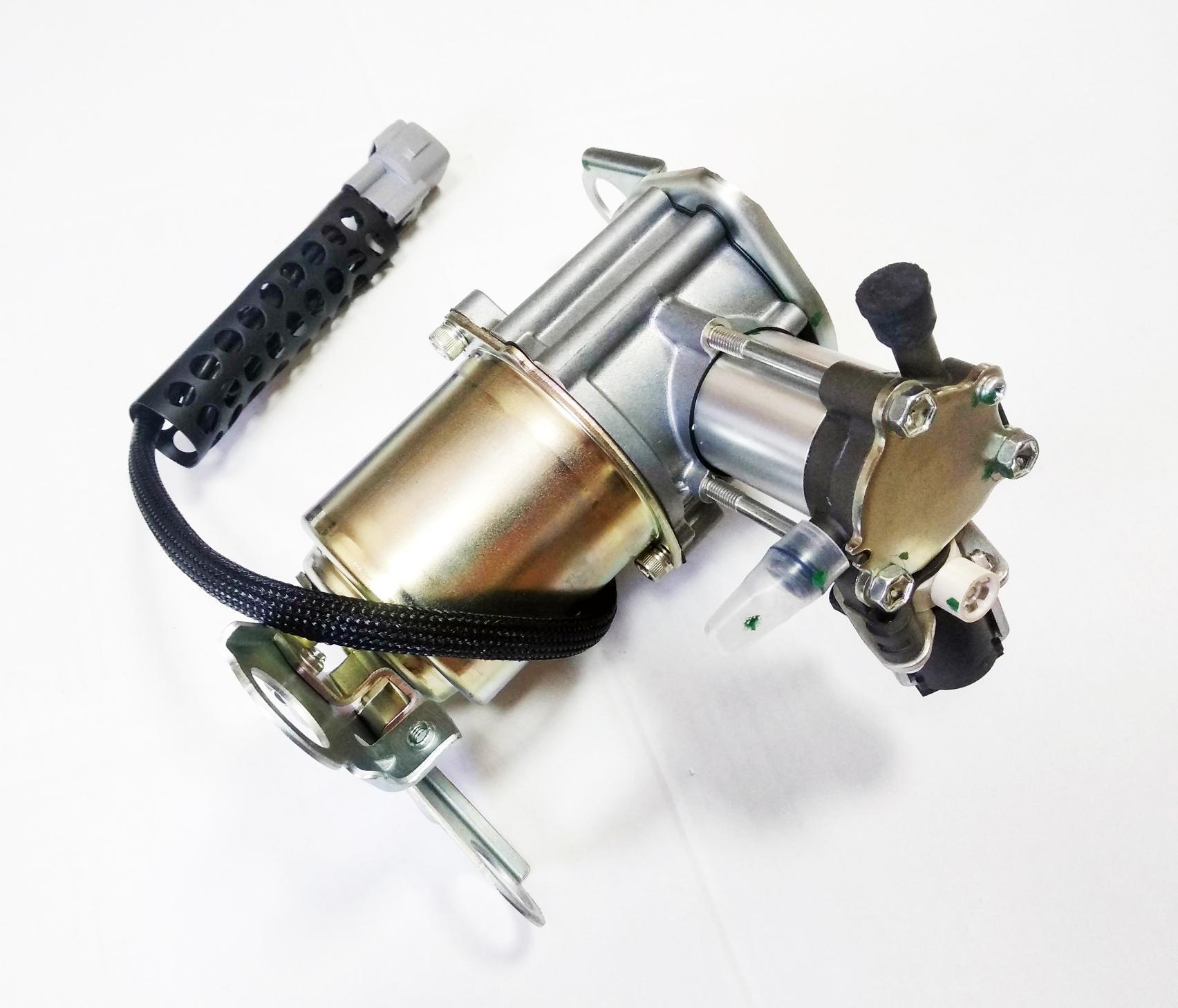 картинка Оригинальный компрессор пневмоподвески для Toyota Land Cruiser Prado 120 и Prado 150; Lexus GX460 и Lexus GX470 (4891060021, 48910-60021) от магазина пневмоподвески ПневмоМаркет