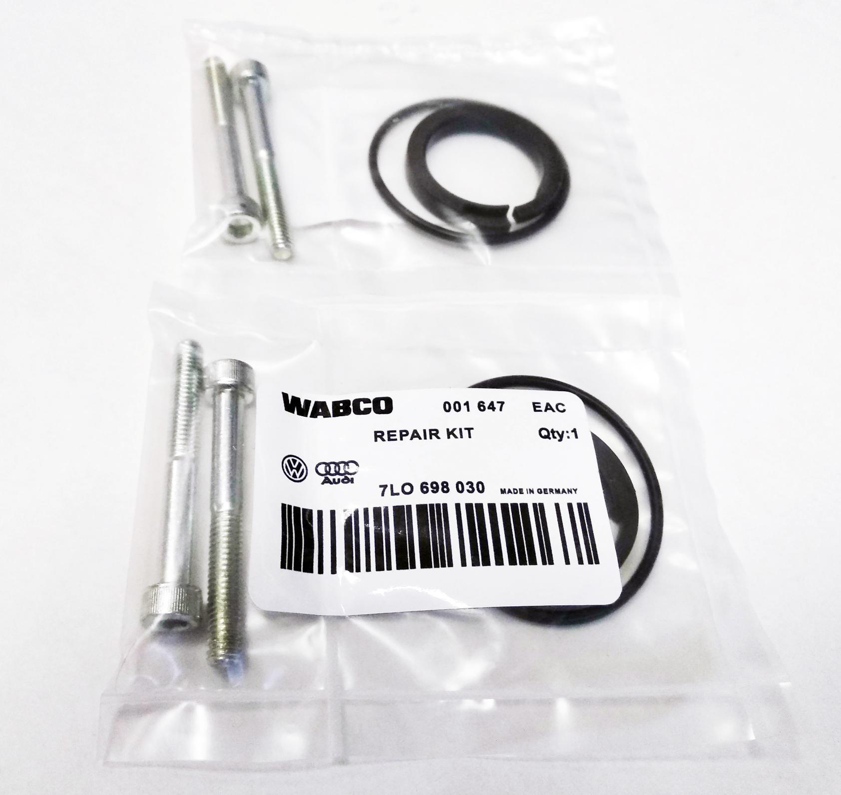 картинка Малый ремкомплект компрессора пневмоподвески Wabco 7L0698030 от магазина пневмоподвески ПневмоМаркет