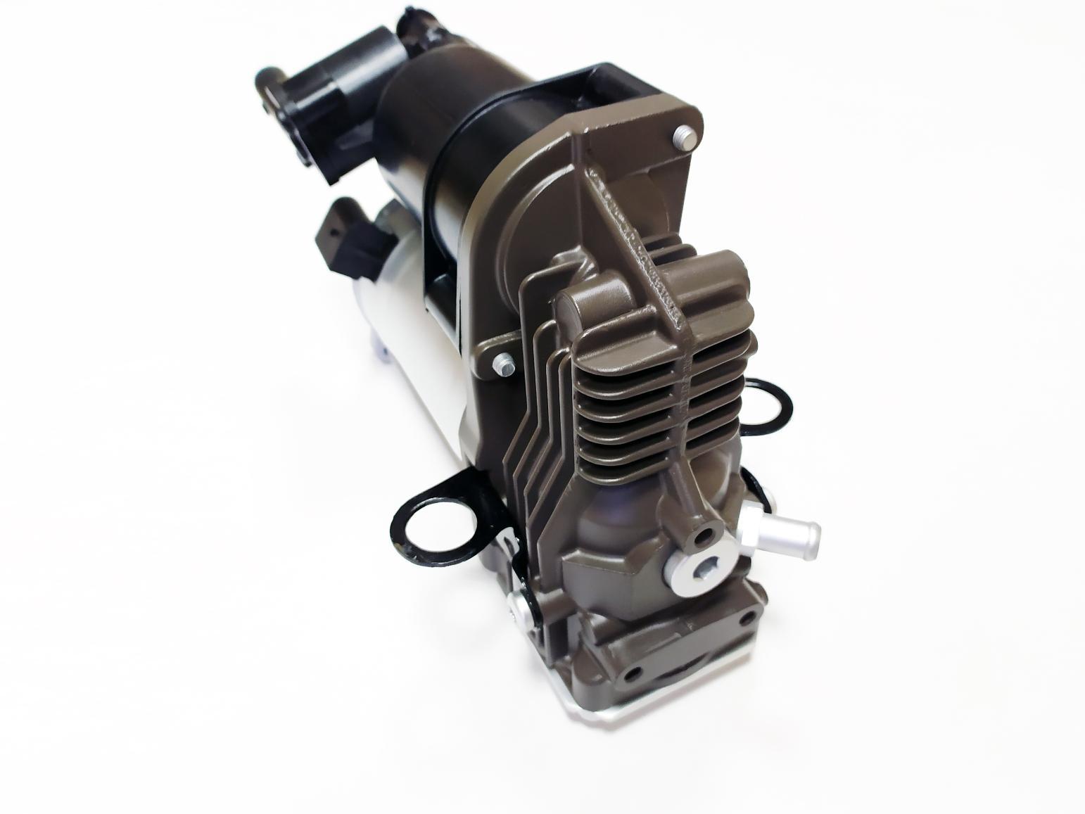 картинка Новый компрессор пневмоподвески Miessler для Mercedes GL (X166), ML (W166) A1663200104 от магазина пневмоподвески ПневмоМаркет