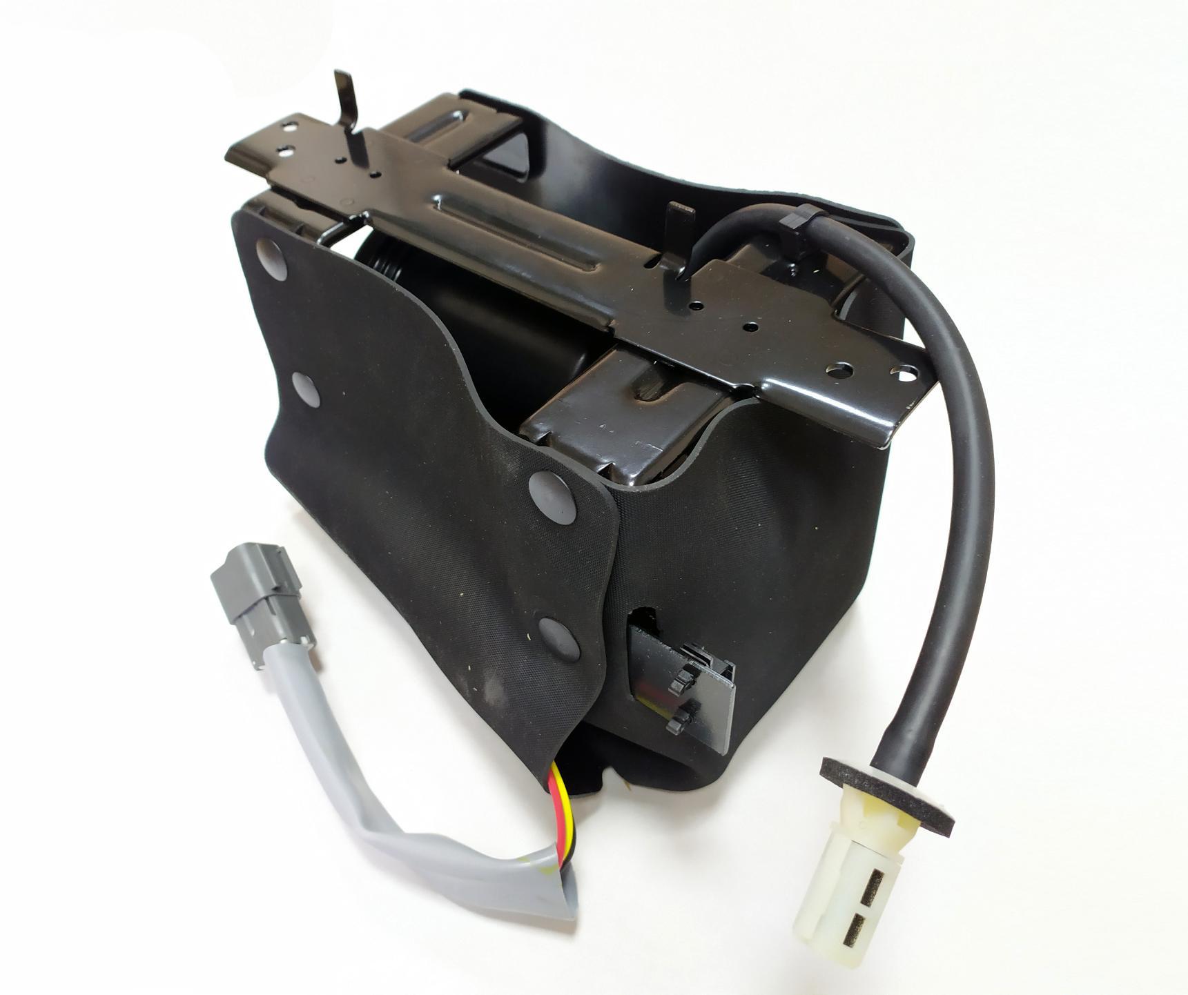 картинка Новый компрессор пневмоподвески AirBagit для Infiniti QX56/QX80 Z62 JA60, Nissan Armada Y62 (534007S600, 534001LA4A) от магазина пневмоподвески ПневмоМаркет