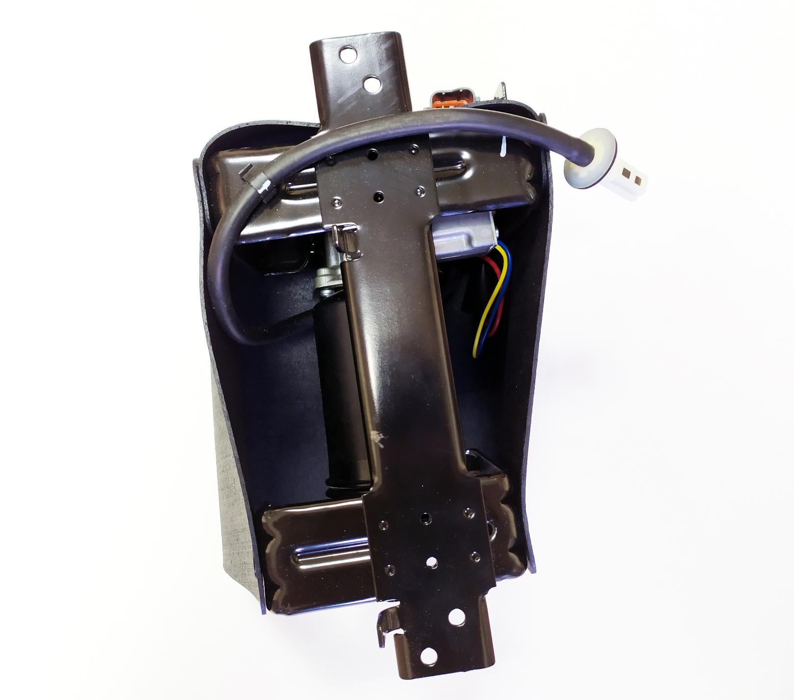картинка Новый оригинальный компрессор пневмоподвески Nissan для Infiniti QX56/QX80 Z62 JA60, Nissan Armada Y62 (534007S600, 534001LA4A) от магазина пневмоподвески ПневмоМаркет