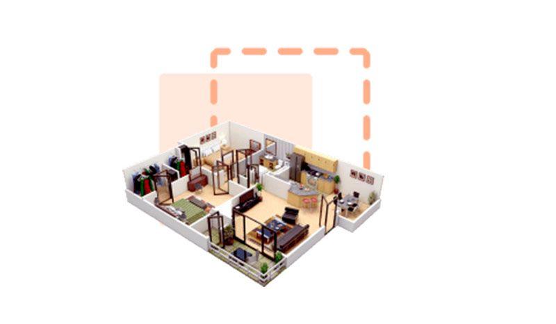 Залог апартаменты