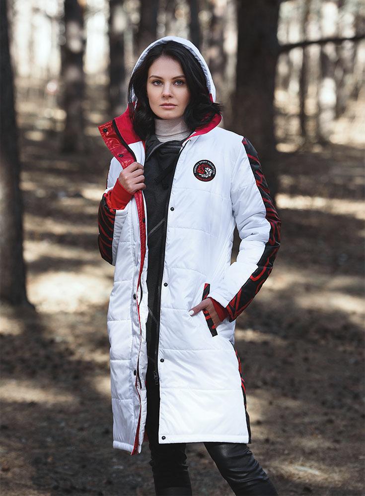 Картинка Утепленное женское пальто от FIREBALL SPORT COLLECTION