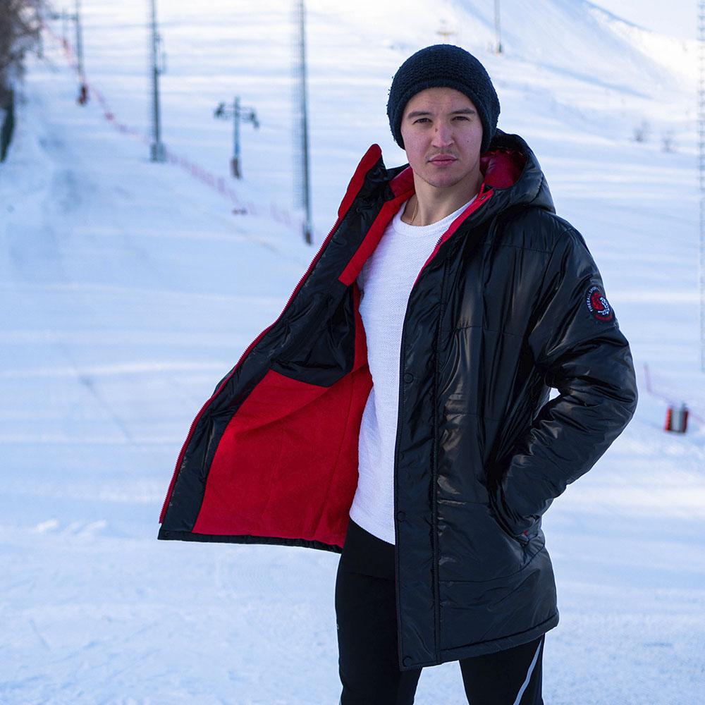 Картинка Утепленная мужская куртка от FIREBALL SPORT COLLECTION