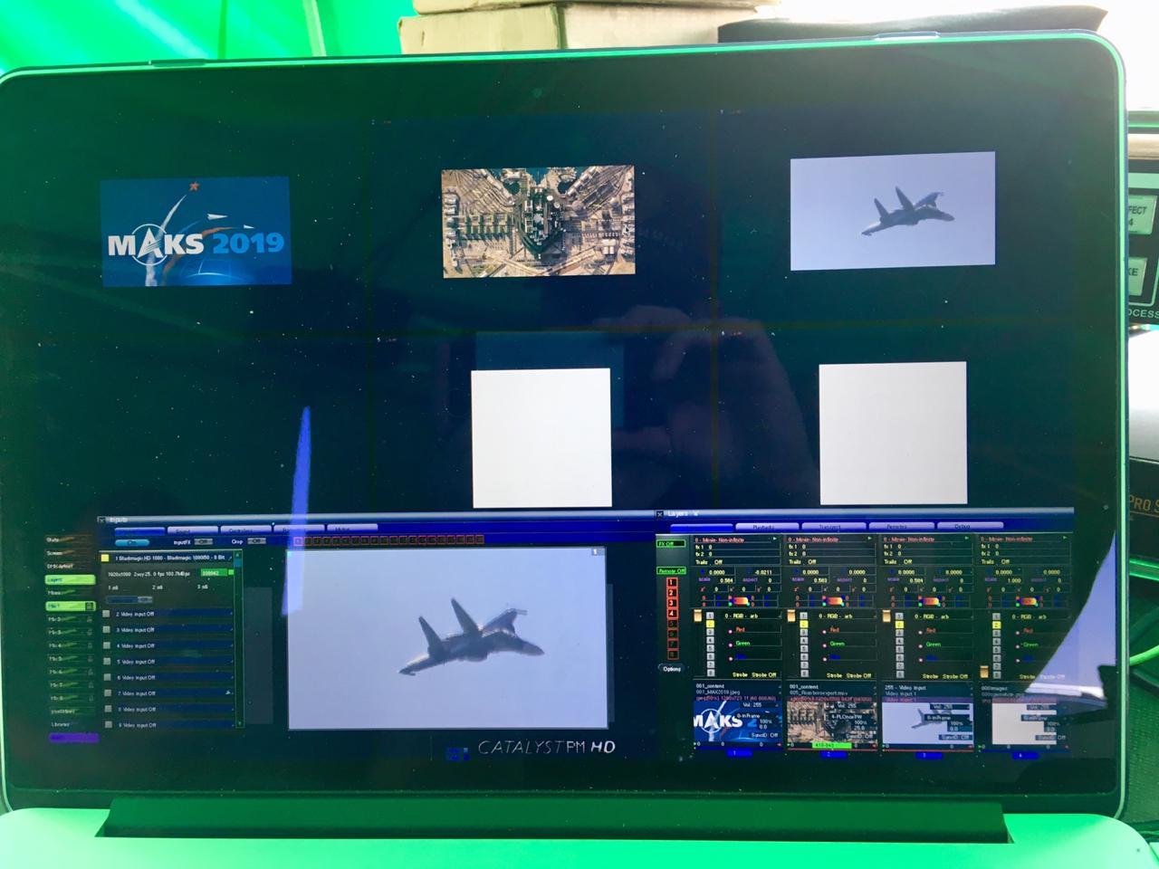 Передача видеосигналов на базе кабелей с многомодовым волокном MM4. Фото: Константин Перебатов