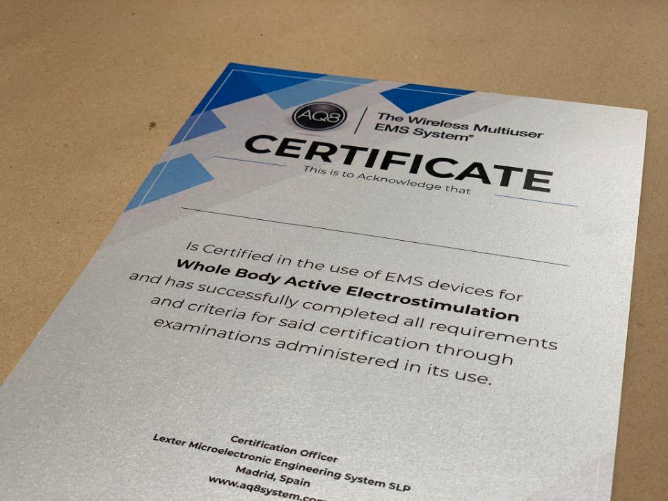 оперативная печать сертификатов и грамот