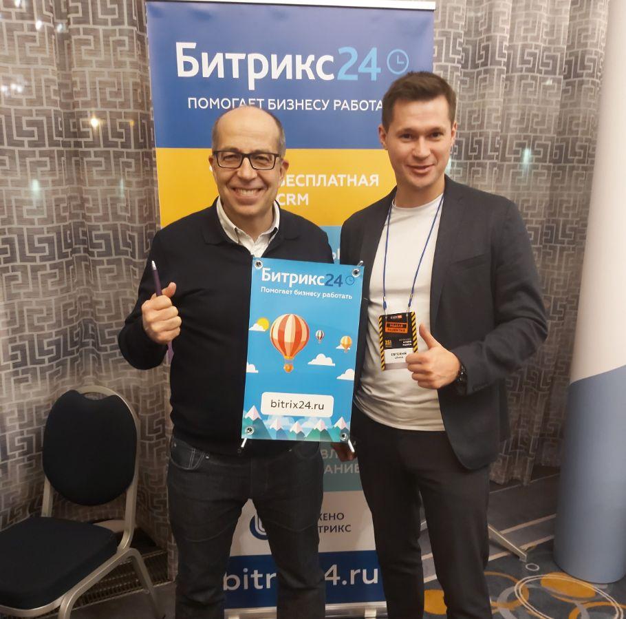 Игорь Манн и Smart Бизнес