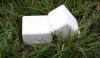 Брикетированная соль (лизуны). для подкормки животных.