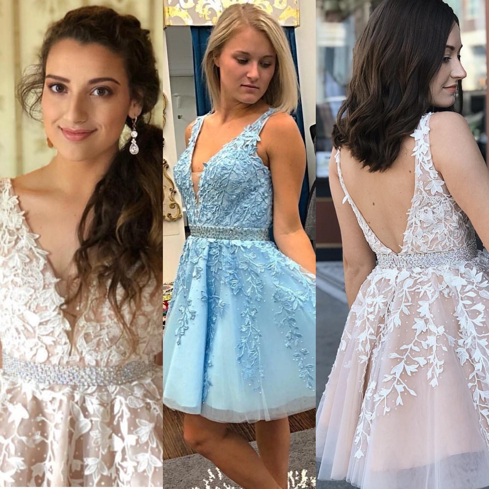 картинка Короткое платье с кружевом AV102900 интернет бутик Avolet.ru