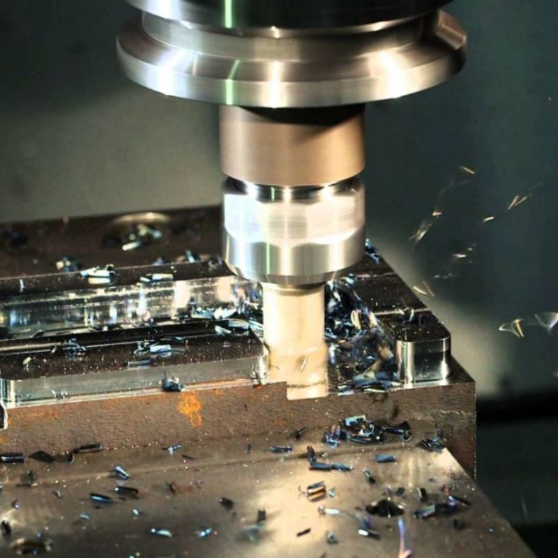 фрезерная обработка металла