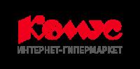 Логотип Комус