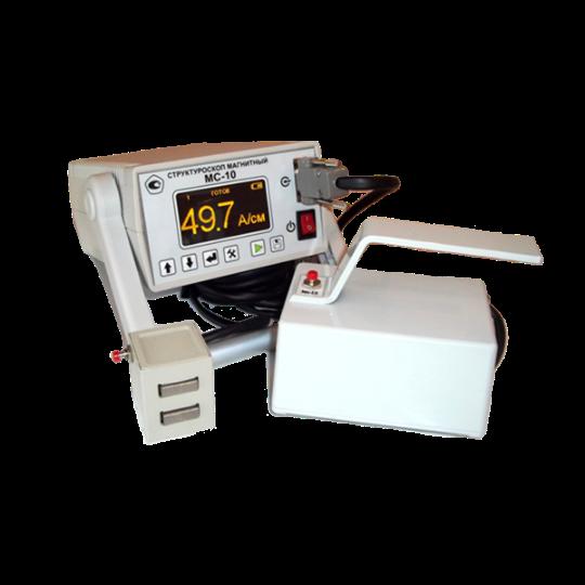 Магнитный структуроскоп (коэрцитиметр) МС-10