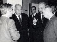 Министр Руднев в НИИИН
