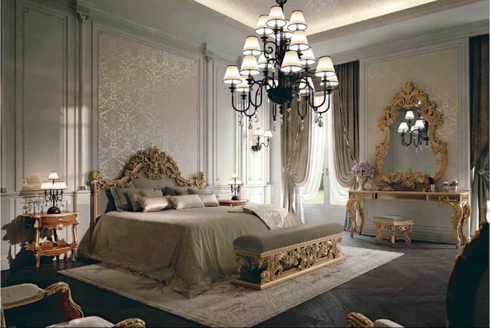 Интерьер спальни Elledue