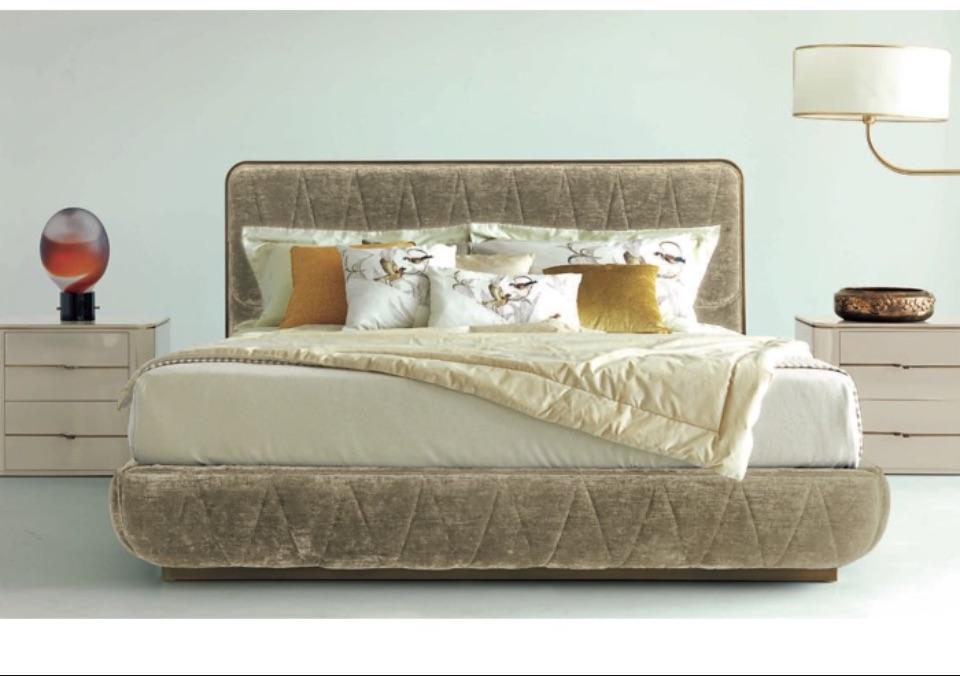 Кровать Allure Zanaboni