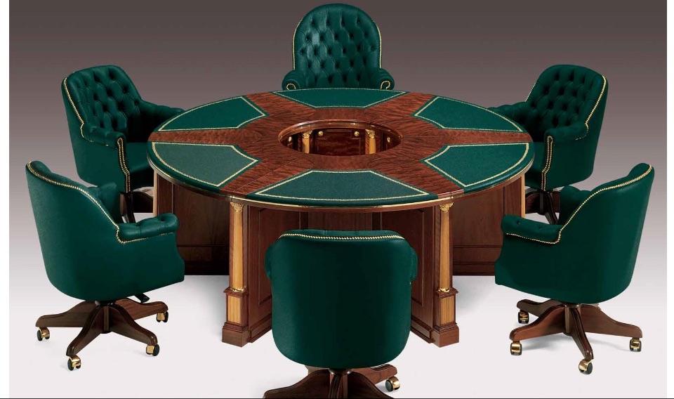 Конференц-столы для переговоров премиум класса Tudor Elledue