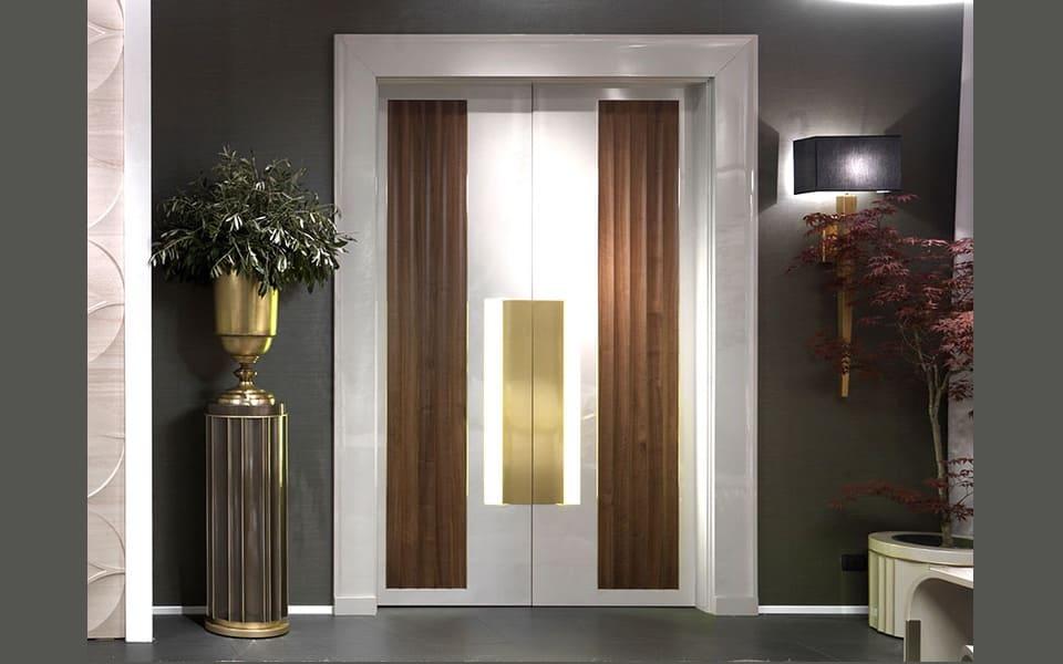 Межкомнатные двери Elledue