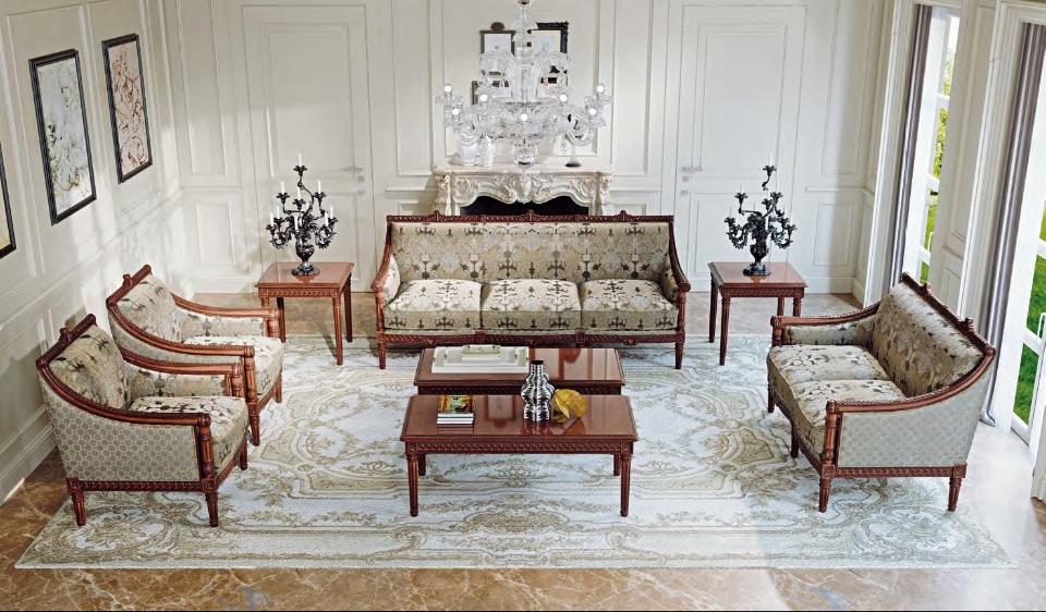 Гостиная Amal- Classic Collection от Keoma Italy