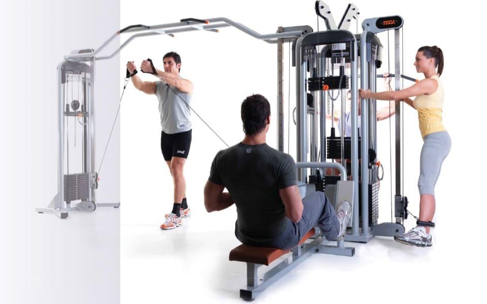 Тренажеры для спортзала, фитнеса Teca Fitness