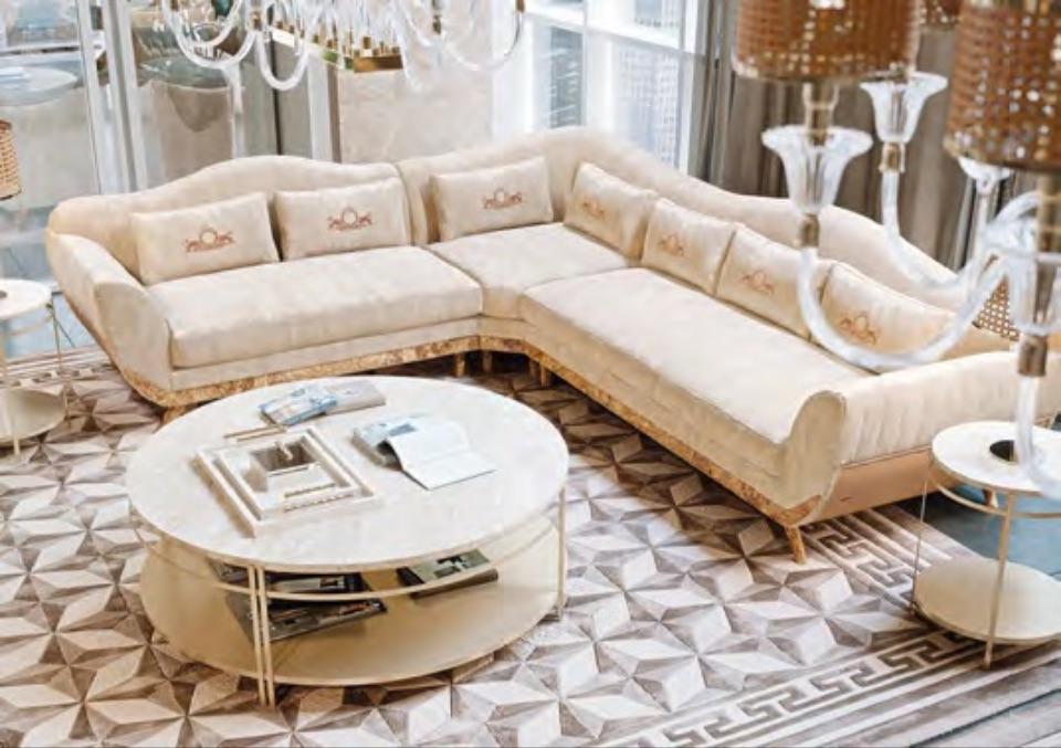 Модульный диван Irina- Neoclassico Collection от Keoma Italy