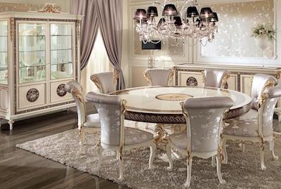 Ceppi Style - столовая