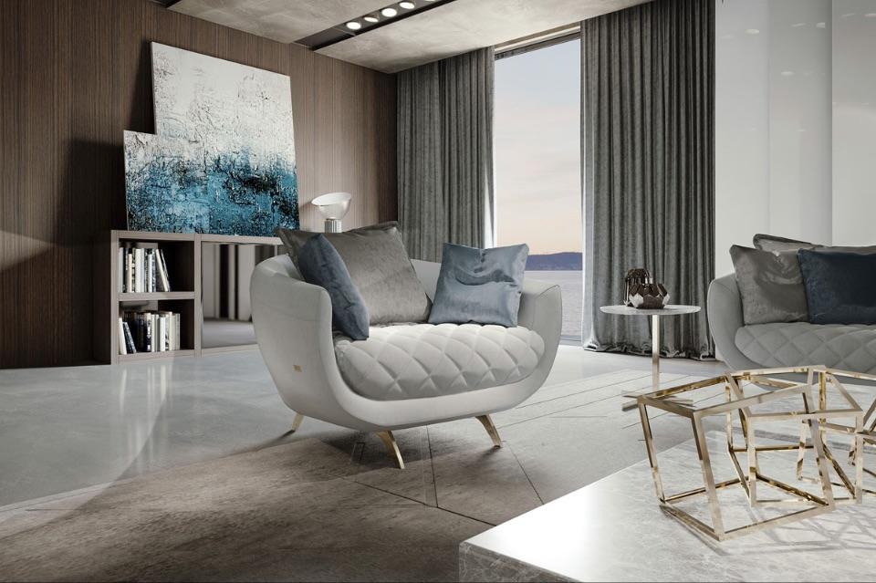 Кресло Clarissa - Leonardo от Keoma Italy
