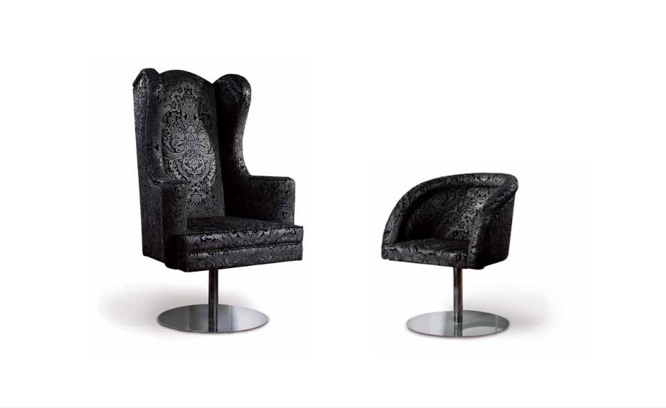 Кресло руководителя, посетителей – Кабинет премиум класса Orpheo Elledue