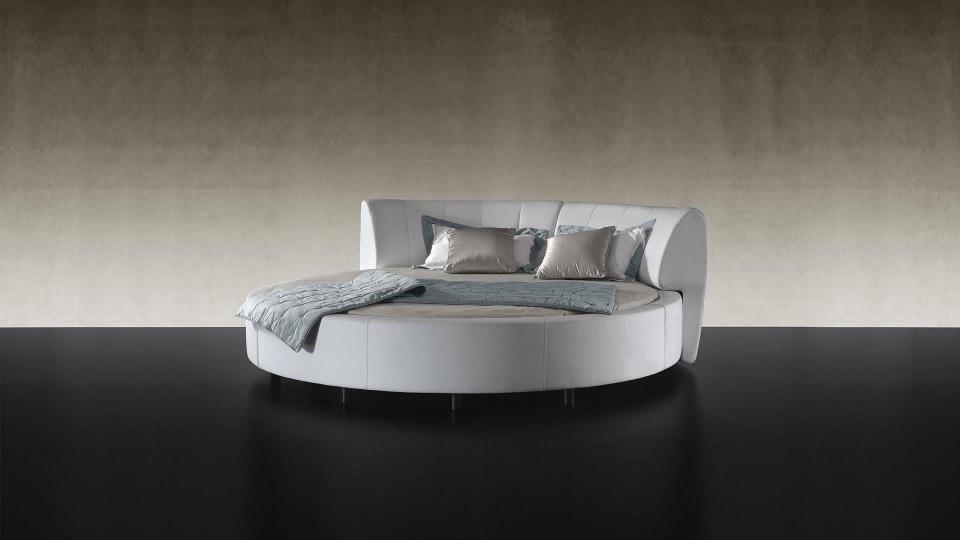 круглая Кровать Reflex