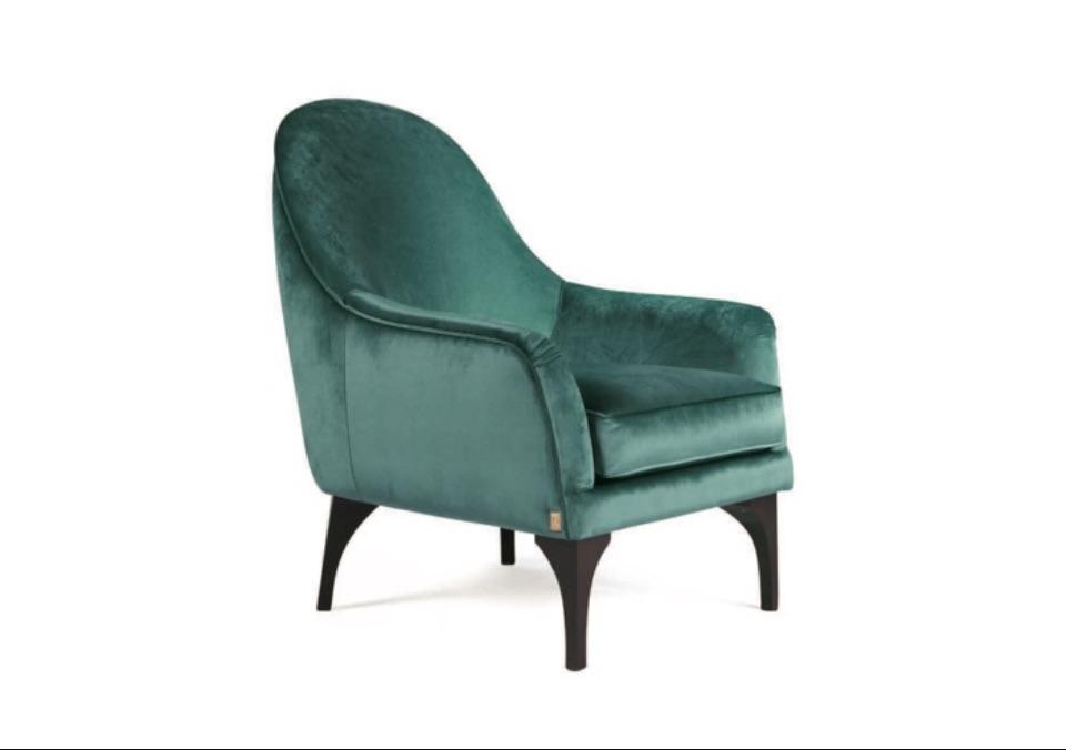 Кресло Colette Zanaboni