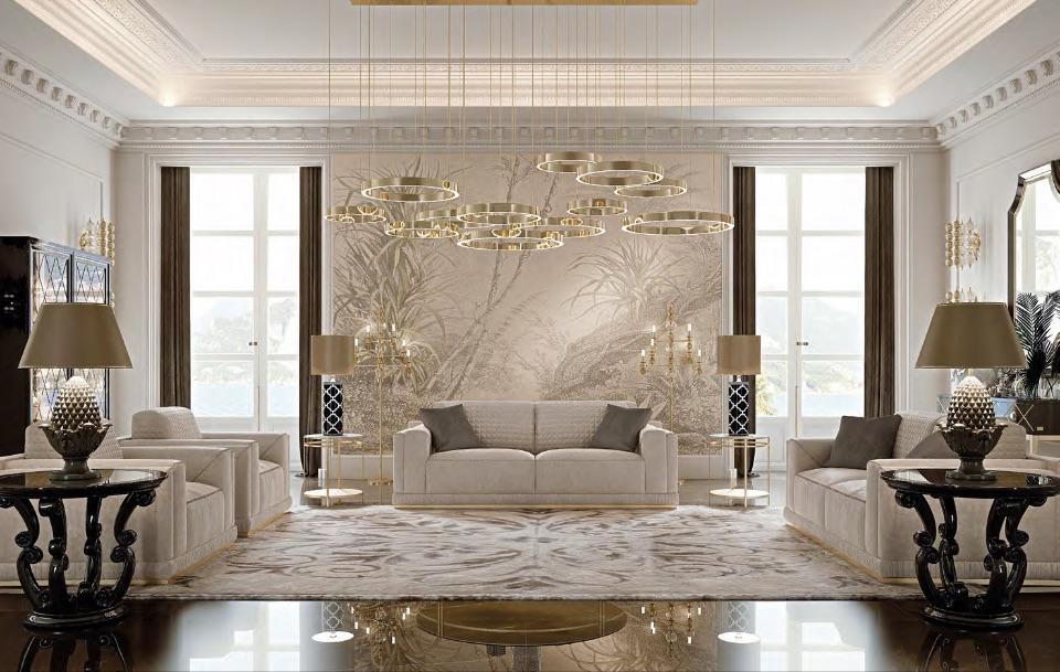 Гостиная Raffaello - Luxury Collection от Keoma Italy