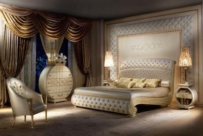 <p>Carpanelli - спальня</p>