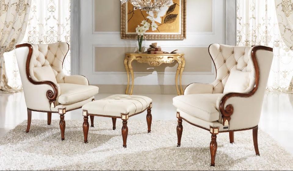 Кресла Valeria - Classic Collection от Keoma Italy