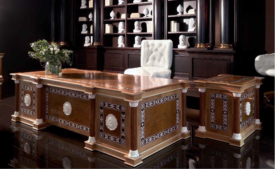 Письменный стол – Кабинет премиум класса Magister Elledue
