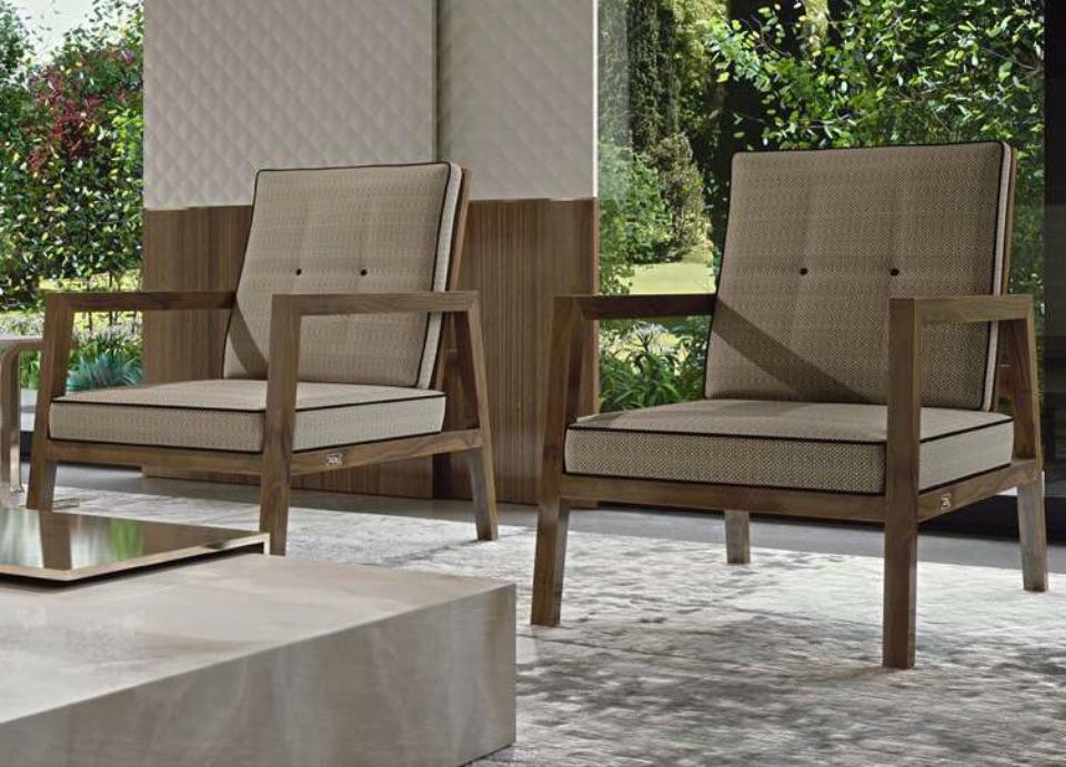 Кресла Ambra - Leonardo от Keoma Italy