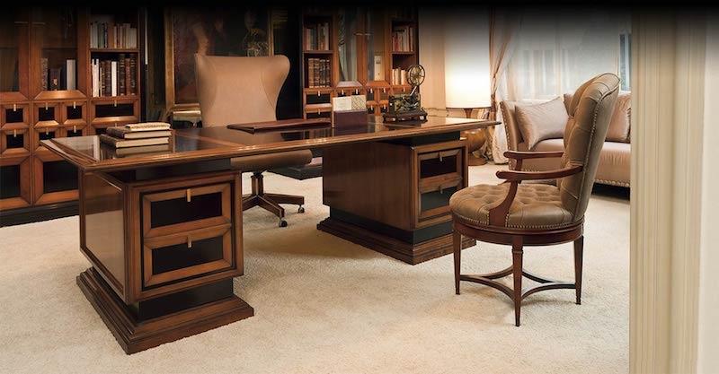 Элитная мебель в классическом стиле Annibale Colombo