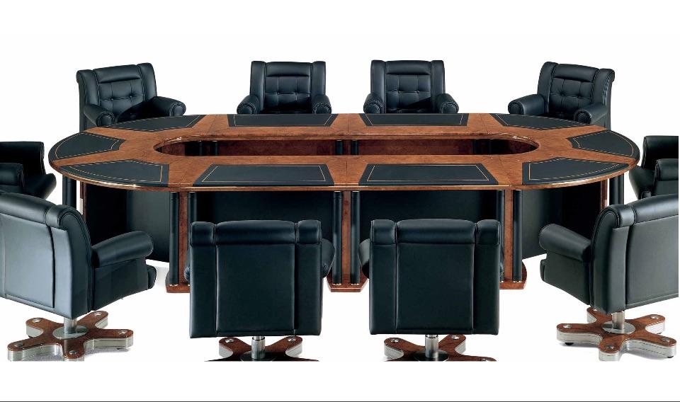 Конференц-столы для переговоров премиум класса Forum Elledue