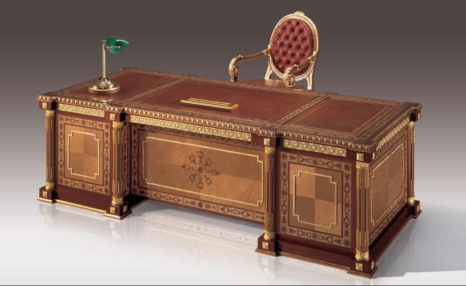 Письменный стол – Кабинет премиум класса Almaty Elledue