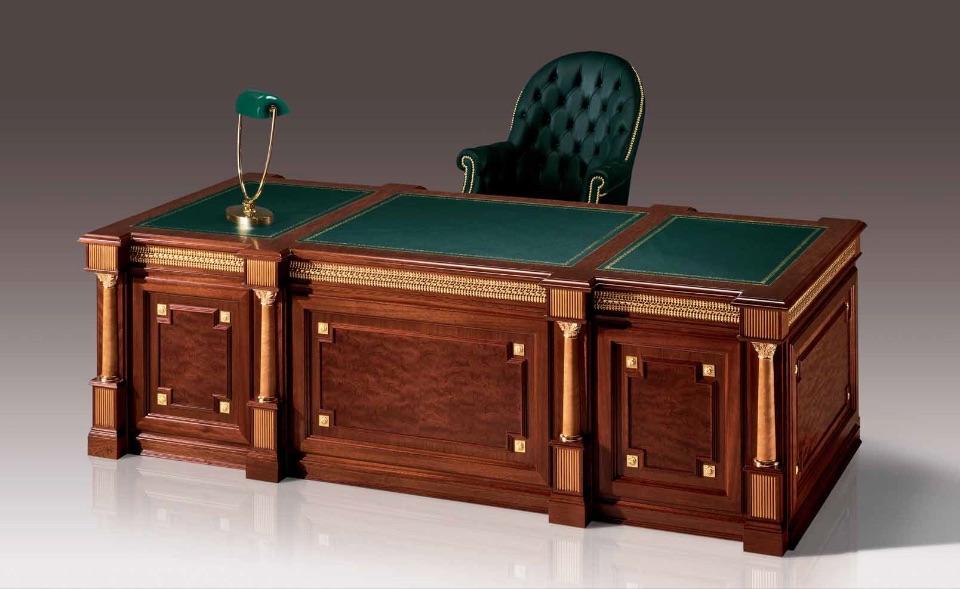 Письменный стол – Кабинет премиум класса Tudor Elledue